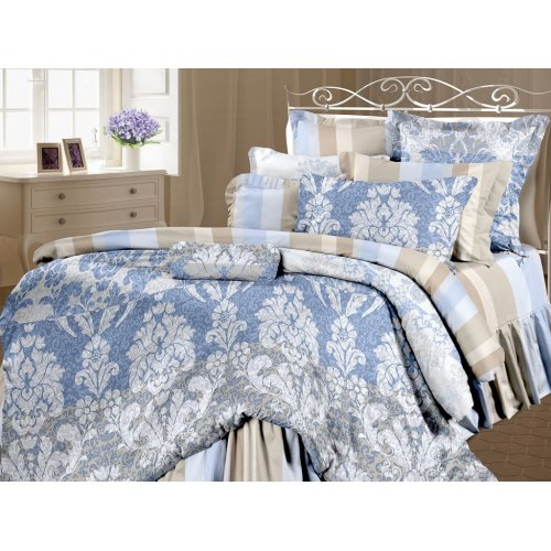 Двуспальный комплект постельного белья Александрия наволочки 50х70