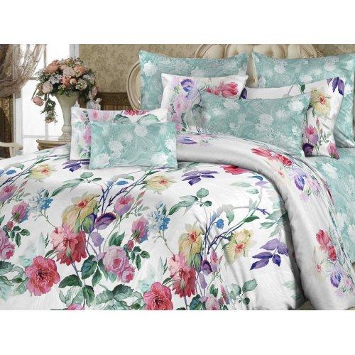 Двуспальный комплект постельного белья Весеннее пробуждение