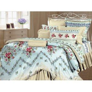 Семейный комплект постельного белья Виолета