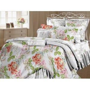 Двуспальный-евро комплект постельного белья Лорен