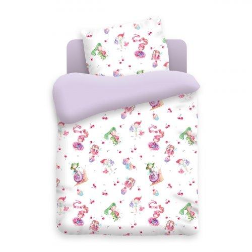 Детский комплект постельного белья Маленькие волшебницы