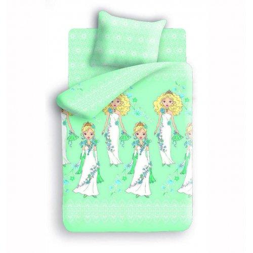 Детский комплект постельного белья Колыбельная мечты Свадебный показ