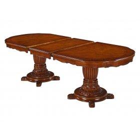 Обеденный стол P-96 орех 200/250х110х80 см