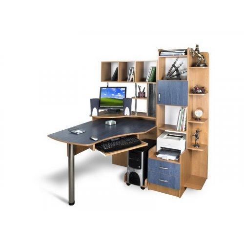 Стол компьютерный ЭКС №3
