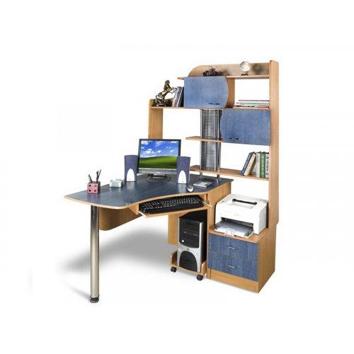 Стол компьютерный ЭКС №6