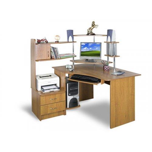 Стол компьютерный СТУ-3