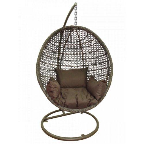 Подвесное кресло-качеля Cocoon без подушек