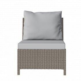 Модульный диван прямой Eco Line 65х85х78