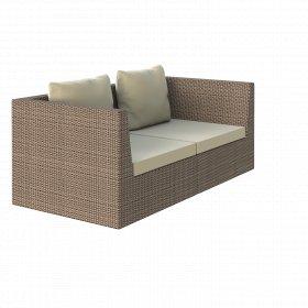 Модульный диван прямой Lagoon 90х90х70