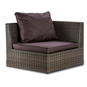 Диван Папасан 164х110х32х32 ротанг. Купить в интернет-магазине мебели МебельОк по доступной цене