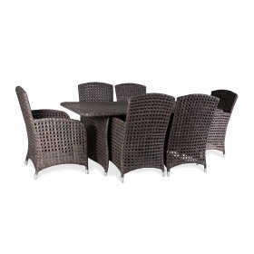 Комплект мебели из ротанга Poker