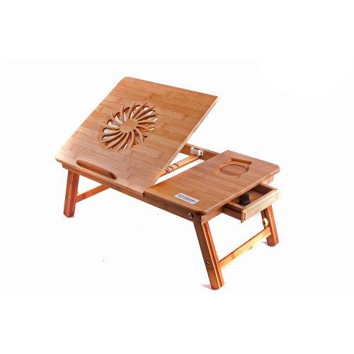 Бамбуковый столик для ноутбука UFT T25