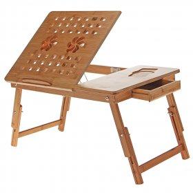 Бамбуковый столик для ноутбука UFT T28
