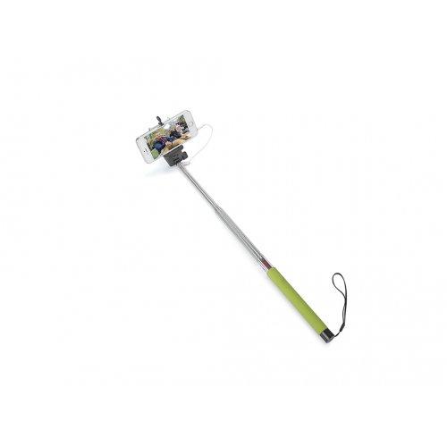 Монопод для селфи со шнуром UFT SS1 light green