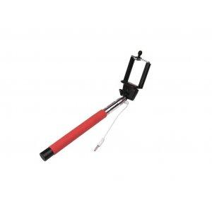 Монопод для селфи со шнуром UFT SS1 Magenta