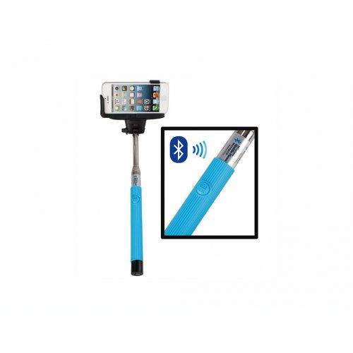 Селфи-монопод со встроенным Bluetooth UFT SS24 Light Blue