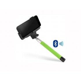 Селфі-монопод з вбудованим Bluetooth UFT SS24 Light Green