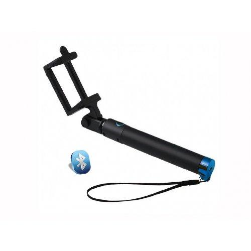 Селфи монопод со встроенным Bluetooth UFT SS26 Blue