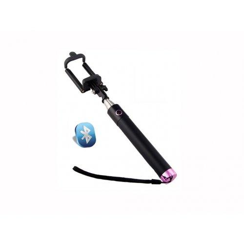 Селфи монопод со встроенным Bluetooth UFT SS26 Pink