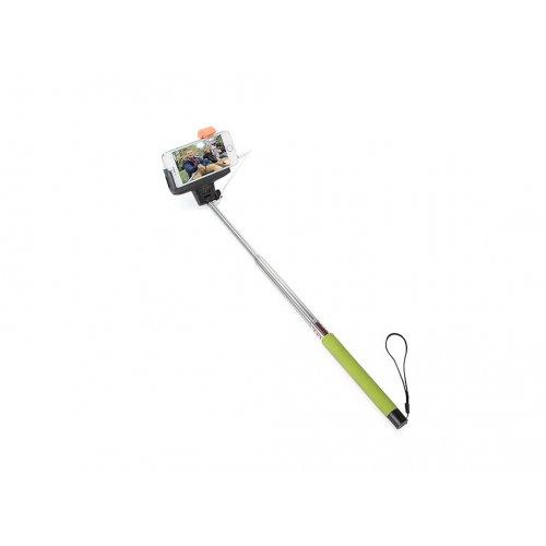 Селфи-монопод со шнуром UFT SS4 Light Green