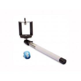 Селфи-монопод з вбудованим Bluetooth UFT SS21 White