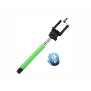 Селфи-монопод со встроенным Bluetooth UFT SS21 Light Green
