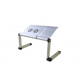 Столик трансформер для ноутбука  Gigatron Grey