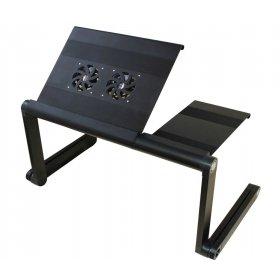 Столик для ноутбука UFT Gigatron Black
