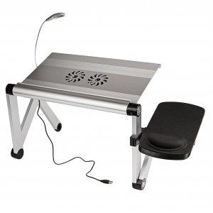 Столик для ноутбука UFT Yoko vip Silver