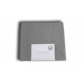 Наволочка Cotton Melange Grey 40x60