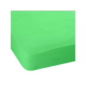 Простынь натяжная Jersey havlu Green 160x200