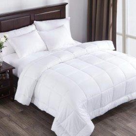 Одеяло летнее Comfort Night микросатин на хлопке 110х140