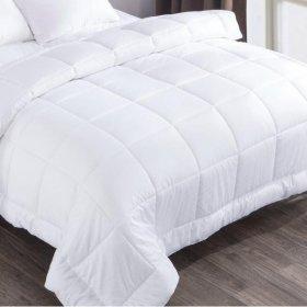 Одеяло летнее Comfort Night Микросатин на полиэфирном волокне 110х140