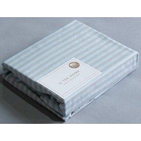 Наволочка Cotton Stripe Blue-Grey 30 40x60