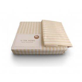 Наволочка Cotton Stripe Orange 30 40x60