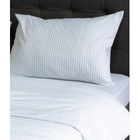 Наволочка Cotton Stripe Grey 10 40x60