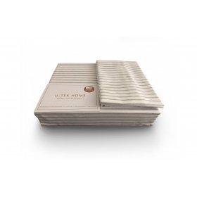 Наволочка Cotton Stripe Grey 20 40x60