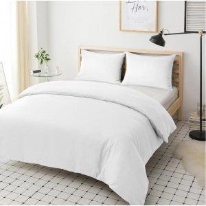 Пододеяльник Hotel Collection Cotton WHITE 175x210