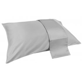 Подушка Home Sateen Grey 40х60