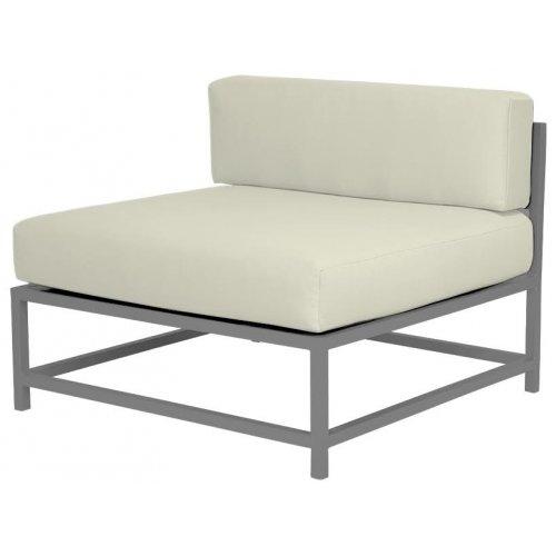 Модульный диван средний 1 Lounge Lux