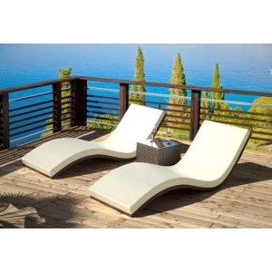 Комплект мебели из искусственного ротанга CALIFORNIA BEACH