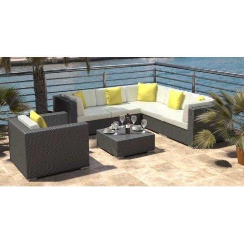 Комплект мебели из искусственного ротанга LOUNGE M