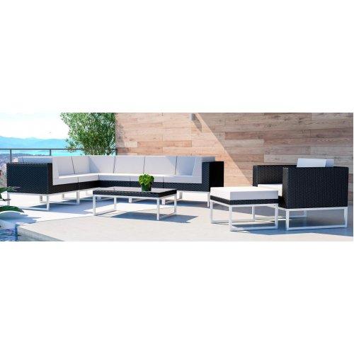 Комплект мебели из искусственного ротанга MODERN XXL