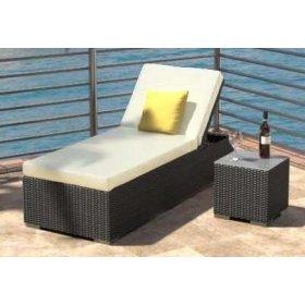 Комплект мебели из искусственного ротанга ORION BEACH