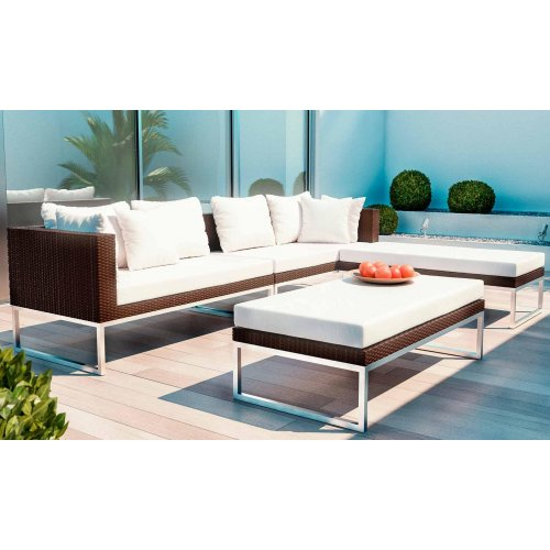 Комплект мебели из искусственного ротанга MODERN SET