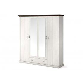 Шкаф Лавенда 4D1S (с двумя зеркалами)