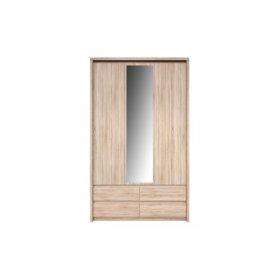 Шкаф SZF 3D4S с зеркалом NORTON