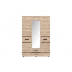 Шкаф с зеркалом 3D2S Соло