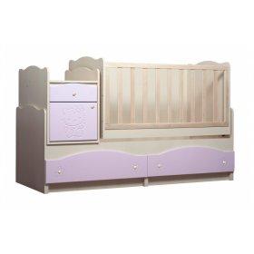 Кровать трансформер Kiddy 5 в 1