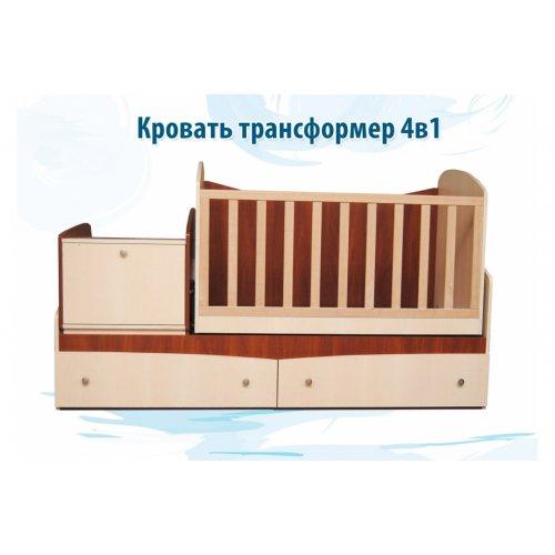 Кровать трансформер 4 в 1 Парус